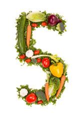 "Vegetable number ""5"""