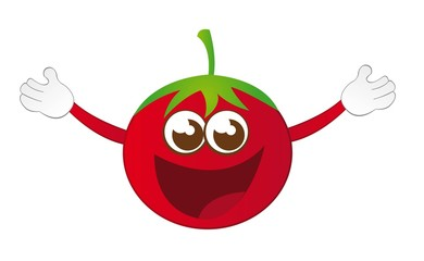 tomato cartoon
