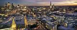 City of London at twilight - 35975088