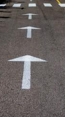 frecce direzionali