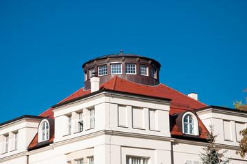 Gebäude mit Rundkuppel