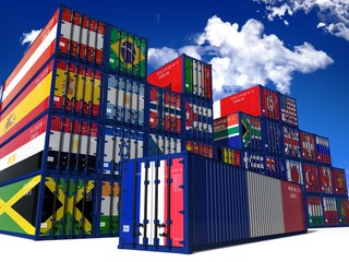 CONTAINER FRANCIA