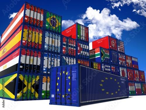 CONTAINER UNIONE EUROPEA - 35987281