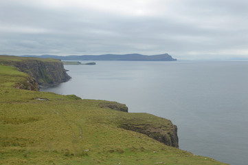 Waternish Cliffs
