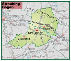 Landkreis Straubing Bogen V6