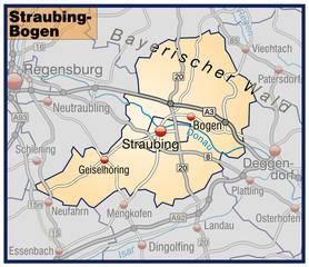 Landkreis Straubing Bogen V7