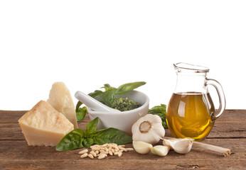 Pesto ricetta ligure