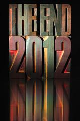 2012 la fine