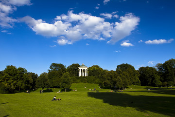 English Garden - Englischer Garten , in Munich, Germany