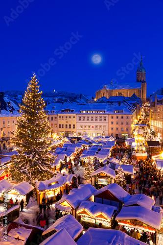 weihnachten im erzgebirge weihnachtsmarkt in annaberg buchholz by stockpixstore royalty free. Black Bedroom Furniture Sets. Home Design Ideas