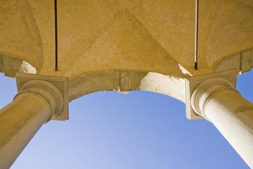 arco e colonne