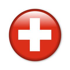 Schweiz - Button