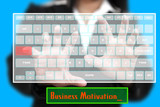 motivation Virtual Keyboard poster