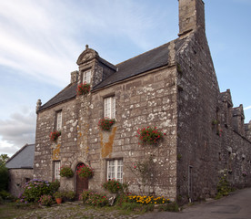 House in Brittany, France