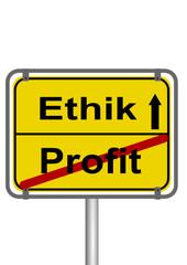 Ethik vs. Profit