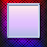 Abstract multicolor mosaic background billboard