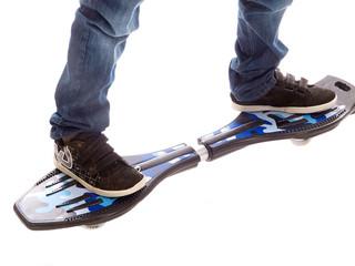 waveboard rider