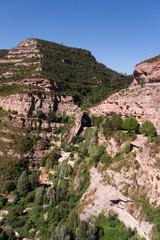 cascada valle