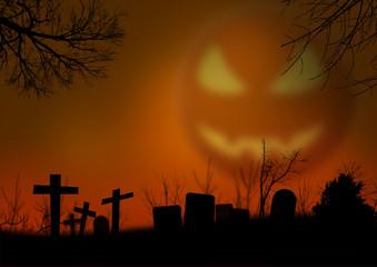Hallowenn Grabstätte