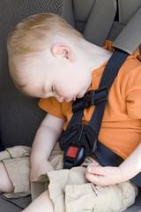 Car seat nap