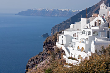 Santorini - island, Greece