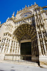 Cathedral of Seville, Andalusia, Spain
