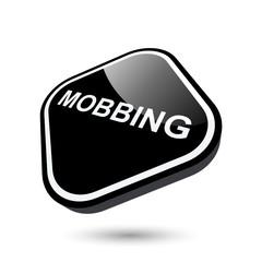 mobbing stress icon zeichen