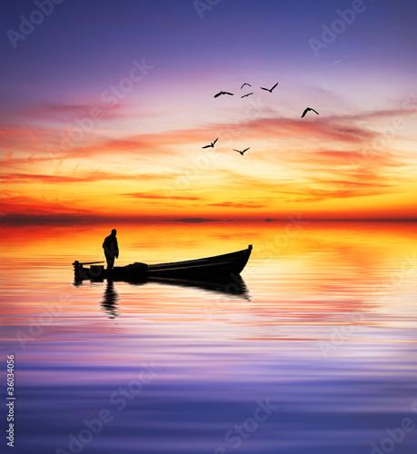 el ultimo barquero