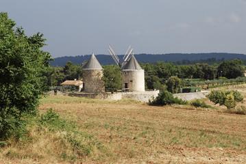 Moulin de Régusse
