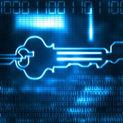 abstract key and binary code