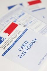 Cartes d'électeurs