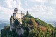 San Marino second tower: the Cesta or Fratta
