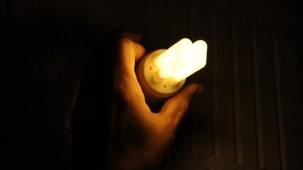 Energiesparlampe ersetzen
