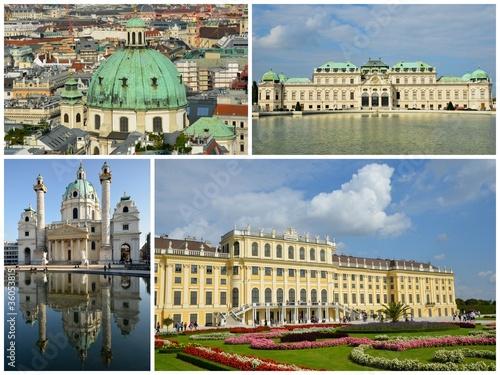 Dans la ville de Vienne