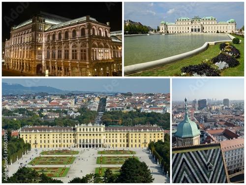 Monuments de Vienne