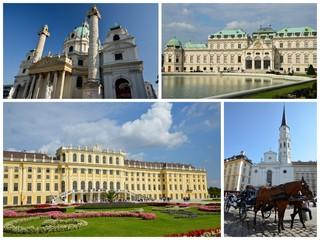Une sortie dans la ville de Vienne