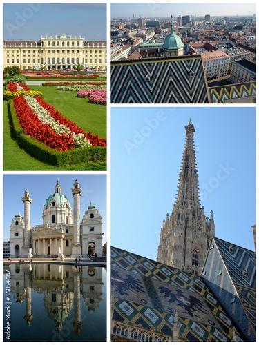 Passage dans Vienne