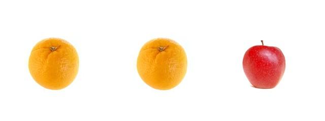 Juego de frutas.