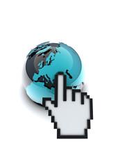 globe te main