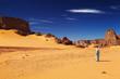Sahara Desert, Algeria