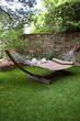 Hamac, détente, sieste, repos, jardin, parc, vacances
