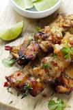 Fototapety Thai Chicken Skewers