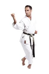 Karate, Kata, vor weiß 1