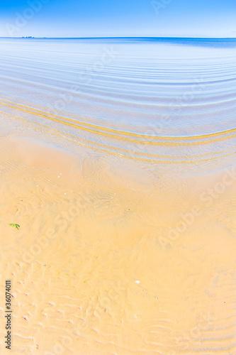 Fototapeta plaża - piękny - Morze / Ocean