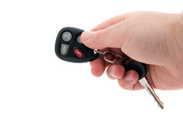 Keyless Entry Car Security Remote Starter