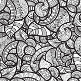 Fototapety vector seamless ethnic doodle pattern