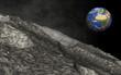 Der Asteroid kommt