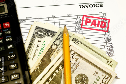 Paid Invoices