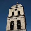 campanile a la paz in bolivia