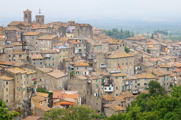 Roofs, Italy